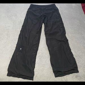 Vintage Lululemon track pant size 8/10